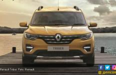 MPV Renault Triber Dijadwalkan Mengaspal di Indonesia Juli Mendatang - JPNN.com