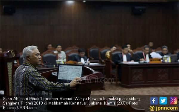 Marsudi Wahyu Kisworo: Dibom Peretas Sekalipun, Situs Situng KPU Bakal Memperbaiki Diri - JPNN.com