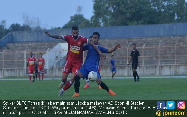 Hadapi Semen Padang, BLFC Optimistis Bisa Curi Poin di Agus Salim - JPNN.com