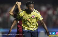 Duvan Zapata Antar Kolombia Tembus Perempat Final Copa America 2019, Lihat Golnya - JPNN.com