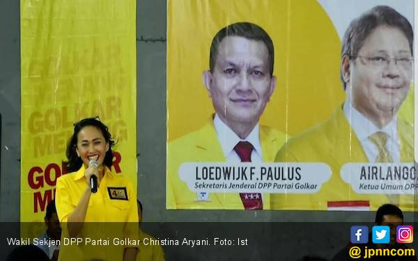 Arus Bawah Golkar Inginkan Airlangga Tetap jadi Ketua Umum - JPNN.com