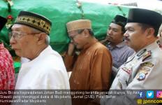 Kabar Duka, Ibunda Johan Budi Meninggal Dunia - JPNN.com
