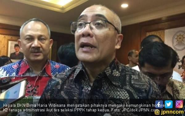 Seleksi PPPK: Kabar Baik untuk Honorer K2 Tenaga Administrasi - JPNN.com