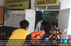Tragedi Kebakaran Pabrik Mancis di Langkat:Fitri dan Putrinya Sifa Ditemukan Tewas Berpelukan - JPNN.com