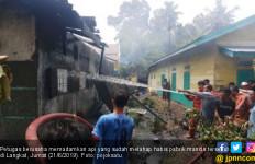 Kebakaran Pabrik Korek Api Langkat: 30 Meninggal, Ibu dan Anak Tewas Berpelukan - JPNN.com