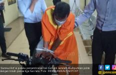 Samsul Arif Akui Kelakuannya setelah Ditembak Polisi - JPNN.com
