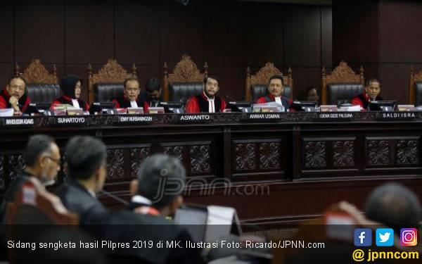 Prof Eddy Hiariej Sebut Logika Dalil Gugatan Prabowo – Sandi tak Menyambung - JPNN.com