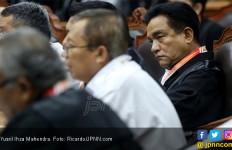 Yusril Ihza Mahendra: Kami Kuasa Hukum Jokowi - Ma'ruf, Bukan Pak Moeldoko - JPNN.com