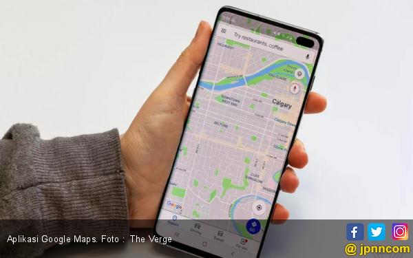 Google Maps Dibanjiri Ratusan Ribu Akun Bisnis Palsu - JPNN.com