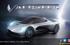 Aston Martin Valhalla, Hypercar Jalan Raya Paling Eksklusif - JPNN.com