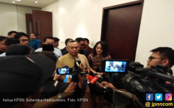 Dukung 2 Komisioner Mendaftar Capim KPK, KPSN Ingin Cabut Akar Mafia Bola - JPNN.com