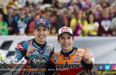 Alex Dipastikan Tak Akan Pengaruhi Performa Marquez di MotoGP 2020 - JPNN.com