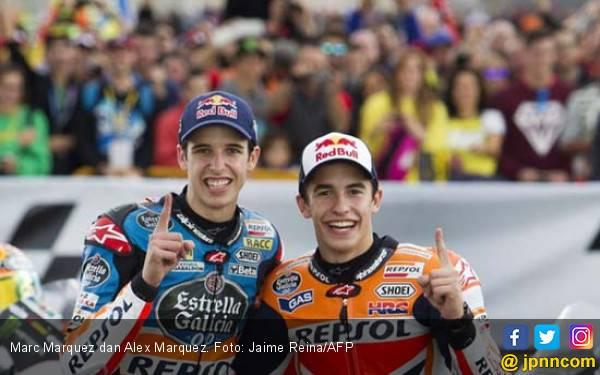 Menakar Masa Depan Adik Marc Marquez di MotoGP - JPNN.com