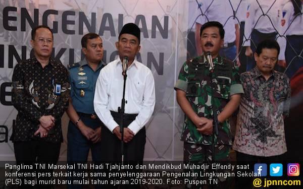 TNI - Kemendikbud Bekerja Sama Sukseskan Program PLS - JPNN.com