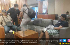Buronan Kasus Pajak Diringkus Kejagung di Perkebunan Sawit - JPNN.com