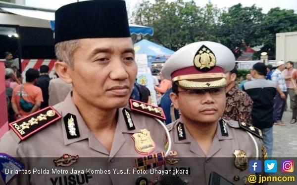 Polda Metro Bakal Cegah Massa dari Luar Jakarta Jelang Putusan MK - JPNN.com