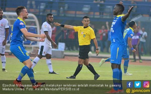 Persib vs Madura United: Zulfiandi Bikin Maung Bandung Gagal Pesta - JPNN.com