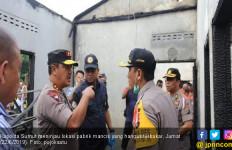 Pengusaha Asal Jakarta Ditangkap Terkait Kebakaran Pabrik Mancis di Langkat - JPNN.com