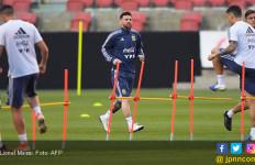 Bukukan Caps ke-100, Angel Di Maria Pilih Puji Lionel Messi - JPNN.com