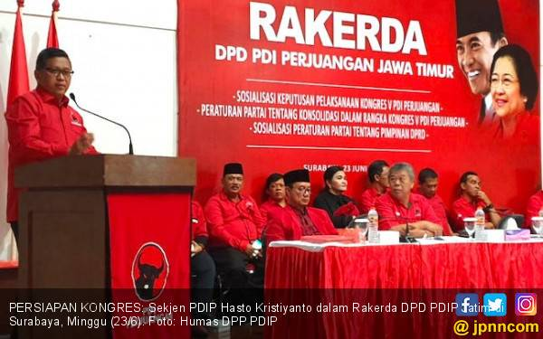 Pesan Megawati untuk Kader Banteng Jelang Kongres di Bali - JPNN.com