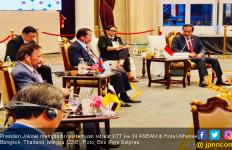 Jokowi Bicara Isu Rakhine State di Retreat KTT ASEAN - JPNN.com