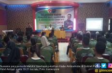 200 Pemuda Cerdas Maluku Ikuti Pelatihan Kader Antinarkoba - JPNN.com