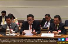 Kementan Sampaikan Selamat pada Dirjen FAO Terpilih - JPNN.com