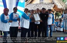Pimpin Gerakan Bersihkan Sungai Ciliwung, Menteri Siti Raih Rekor MURI - JPNN.com