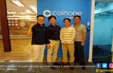 MyCreditChain Tingkatkan Eksistensi di Pasar Blockchain Indonesia - JPNN.com