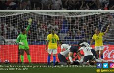 16 Besar Piala Dunia Wanita 2019: Prancis Butuh Gol di Menit ke-107 Untuk Kalahkan Brasil - JPNN.com