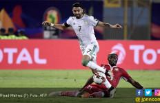 Lihat Gol Riyad Mahrez yang Mengantar Aljazair Meraih Kemenangan Pertama di Piala Afrika 2019 - JPNN.com