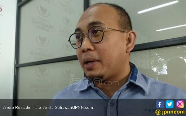 Andre Rosiade: Wajar Gerindra Diajak Gabung Koalisi 01 - JPNN.com