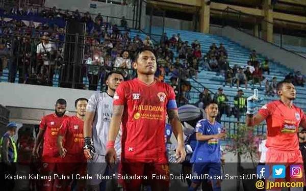 Kalteng Putra vs Borneo FC: Kandang Bukan Keuntungan - JPNN.com