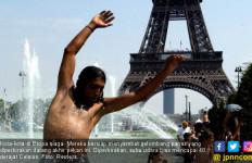 Suhu Eropa Capai Rekor Baru, Lebih Gerah dari Jakarta - JPNN.com