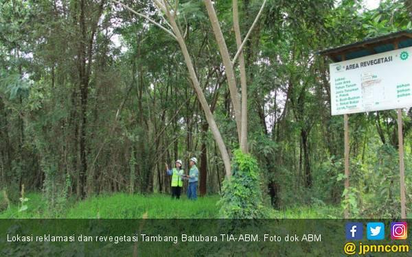 ABM Berhasil Reklamasi 68 persen Lahan Tambang Batubara di Kalimantan - JPNN.com