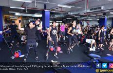 4 Manfaat Olahraga Crossfit - JPNN.com