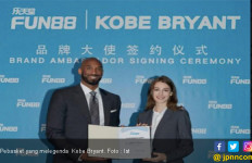 Kobe Bryant jadi Duta Resmi Fun88 - JPNN.com