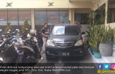 Polisi Ungkap Asal Usul Mobil Avanza Bermuatan Senapan Serbu - JPNN.com