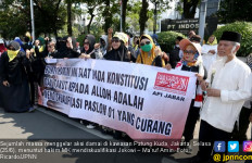 Lihat, Sudah Ada Aksi Minta MK Diskualifikasi Jokowi – Ma'ruf - JPNN.com