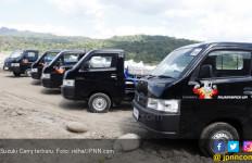 Penjualan Suzuki Carry Moncer di Tengah Pandemi - JPNN.com