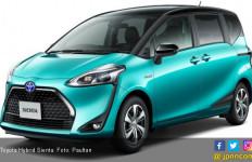 Toyota Beri Sinyal Luncurkan Mobil Penumpang Hybrid di GIIAS 2019 - JPNN.com