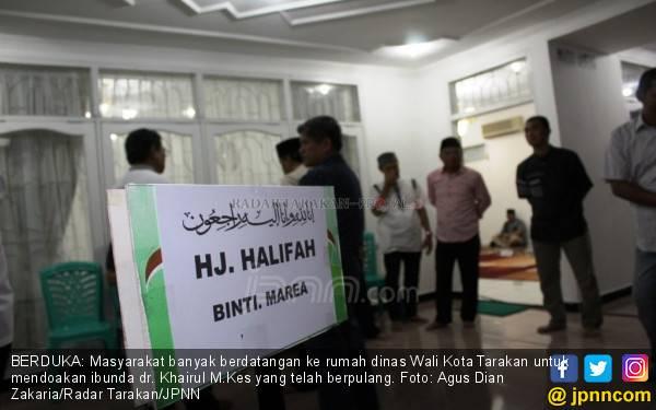 Wawali Tarakan: Baru Pertama Kali Lihat Pak Wali Kota Sesedih Ini - JPNN.com