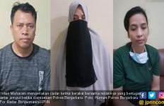 Pakai Hijab dan Cadar, Intan Maharani Berbuat Tidak Terpuji di Hotel - JPNN.com