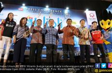 Wow! Blibli Indonesia Open 2019 Bisa Menjadi Destinasi Wisata - JPNN.com