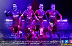 Messi, Suarez, Griezmann dan Neymar di Barcelona, Ada Lawan? - JPNN.com