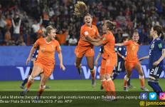 Belanda Habisi Wakil Asia Tersisa di Piala Dunia Wanita 2019 - JPNN.com