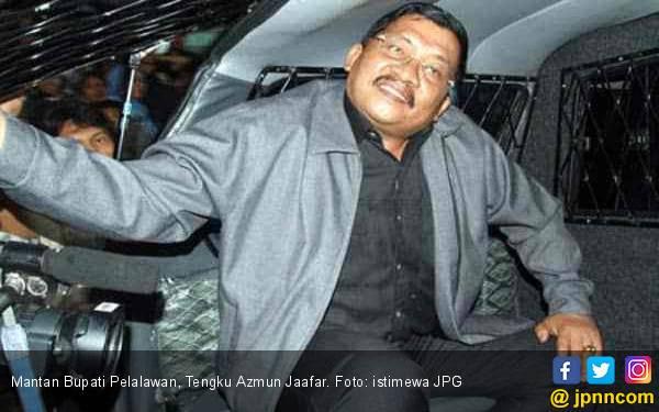 Mantan Bupati Pelalawan Terancam Dijemput Paksa - JPNN.com
