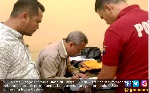 Qomar Pernah Pakai Ijazah Palsu untuk Ikut Pilkada 2018? - JPNN.com