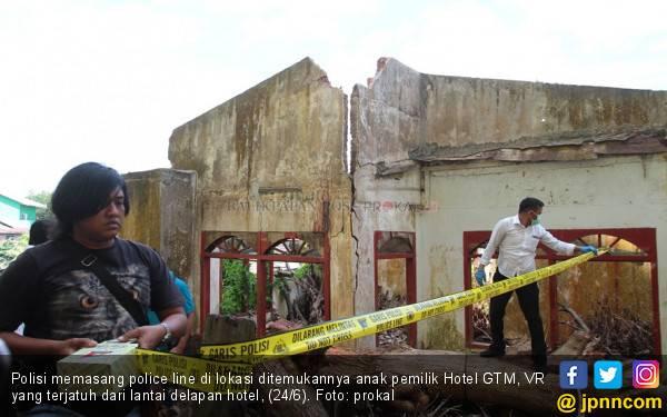 TKP Rusak, Polisi Akui Kesulitan Selidiki Kasus Tewasnya Putri Bos Hotel GTM - JPNN.com