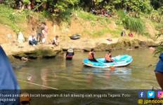 Bocah Tenggelam di Sungai Ciliwung Ditemukan Tewas - JPNN.com